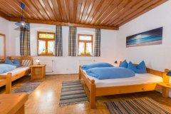 Fewo 1 - Schlafzimmer