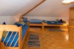 Fewo 7 - Schlafzimmer