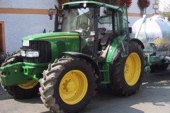 Traktor für die Hof-und Feldarbeit